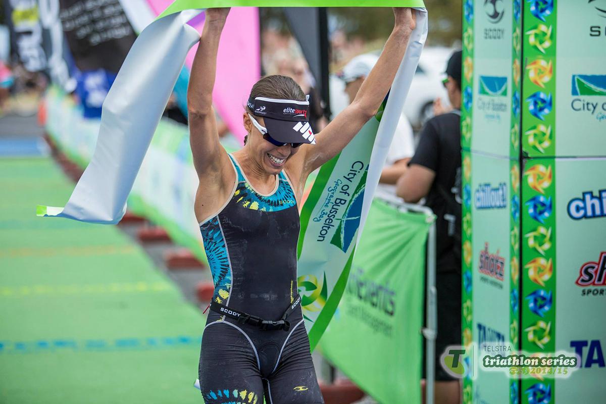 Katey Gibb 32GI sports nutrition