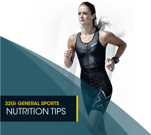 32gi Nutrition tips